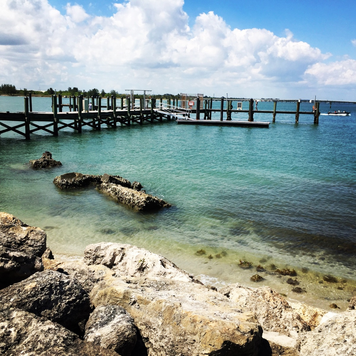 Summerlin Dock and Park, Fort Pierce